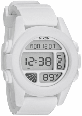Nixon Unit Watch<br>White