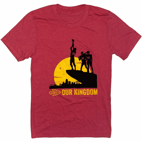 Our Kingdom Victory Tee
