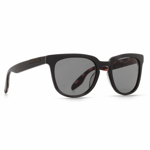 Raen Vista Sunglasses<br>Matte Black + Coyote/Smoke