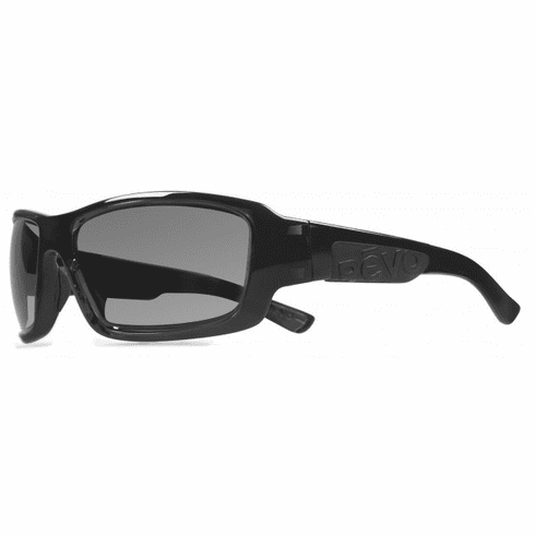Revo Straightshot Sunglasses<br>Crystal Black/Graphite Polarized
