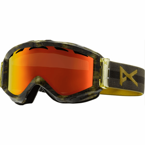 (Sale!!!) Anon Optic Figment Snow Goggles<br>Sherpa/Red Solex