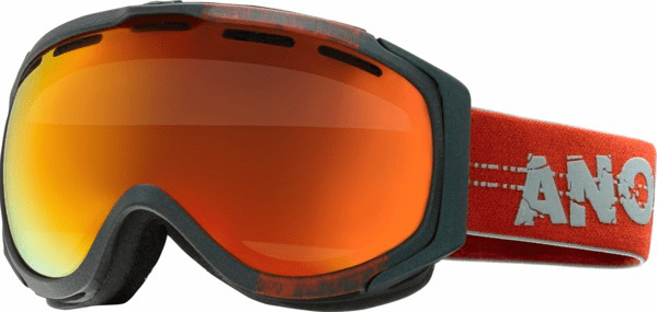 (Sale!!!) Anon Optic Hawkeye Snow Goggles<br>Crackle/Red Solex
