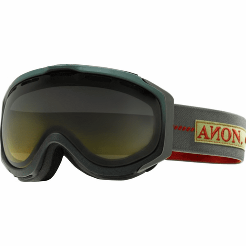 (Sale!!!) Anon Optic Hawkeye Snow Goggles<br>Union/Yellow Gradient