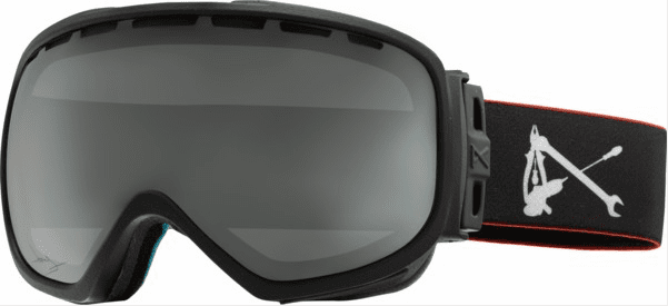 (Sale!!!) Anon Optic Insurgent Snow Goggles<br>JJ Pro/Dark Smoke