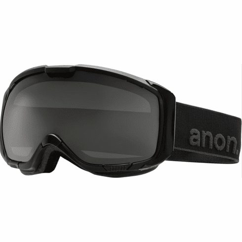 (Sale!!!) Anon Optic M1 Snow Goggles<br>Black/Silver Solex