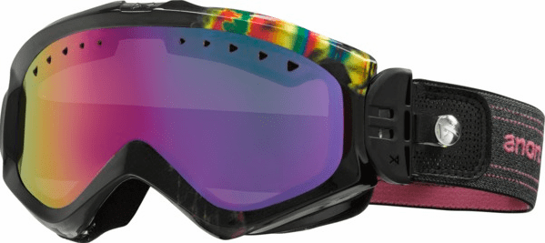 (Sale!!!) Anon Optic Majestic Snow Goggles<br>Slick/Pink