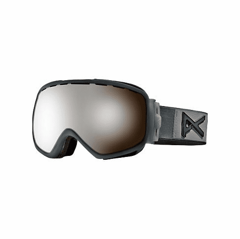 (Sale!!!) Anon Optic Somerset Snow Goggles<br>Grey Emblem/Silver Solex