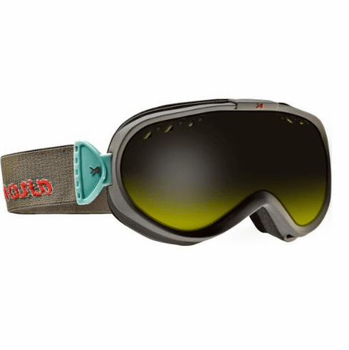 (Sale!!!) Anon Optic Somerset Snow Goggles<br>Renegade/Yellow Gradient