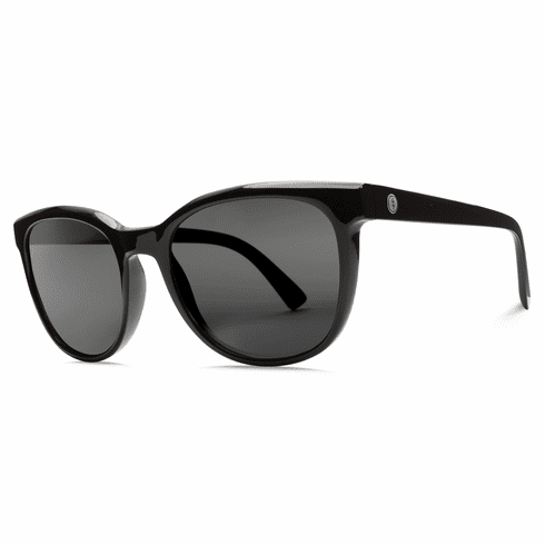 (SALE!!!) Electric Bengal Sunglasses<br>Gloss Black/Melanin Grey