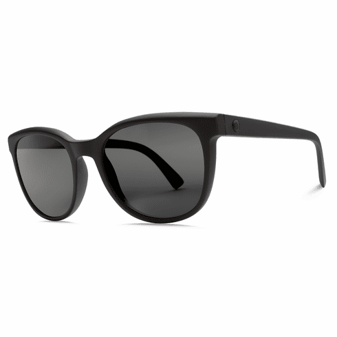 (SALE!!!) Electric Bengal Sunglasses<br>Matte Black/Melanin Grey Polarized<br>Level I