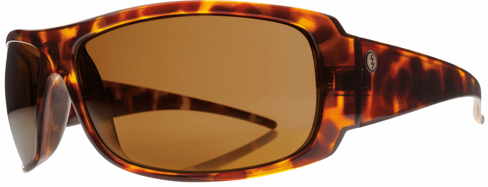 (Sale!!!) Electric Charge XL Sunglasses<br>Tortoise Shell/Melanin Bronze Polarized<br>Level II