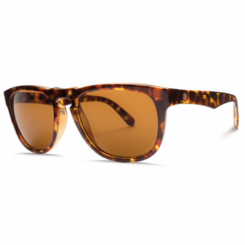 (Sale!!!) Electric Leadfoot Sunglasses<br>Gloss Tort/Melanin Bronze