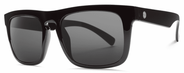 (SALE!!!) Electric Mainstay Sunglasses<br>Gloss Black/Melanin Grey