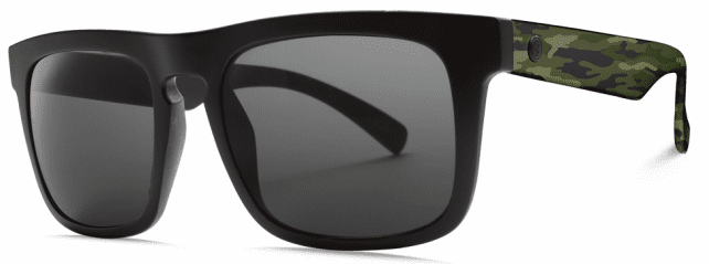 (SALE!!!) Electric Mainstay Sunglasses<br>Matte Black Camo/Melanin Grey