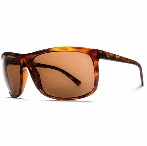 (Sale!!!) Electric Outline Sunglasses<br>Gloss Tortoise/Melanin Bronze