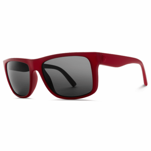 (Sale!!!) Electric Swingarm Sunglasses<br>Alpine Red/Melanin Grey