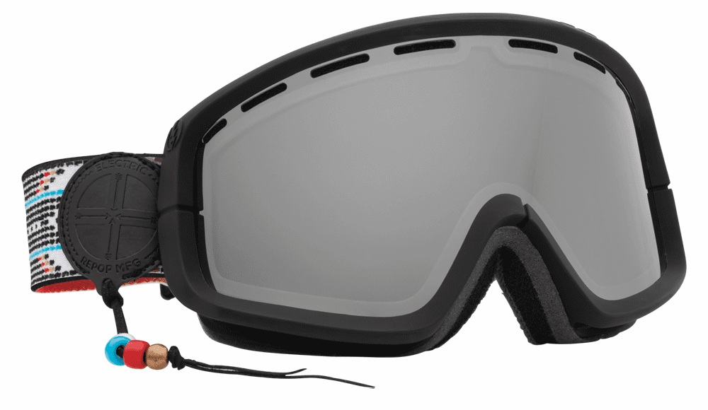 (Sale!!!) Electric Visual EGB2 Snow Goggles<br>Repop-MFG/Grey<br>+ Yellow Lens