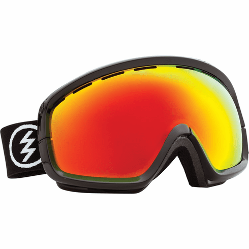 (Sale!!!) Electric Visual EGB2s Snow Goggles<br>Solar/Bronze Red Chrome
