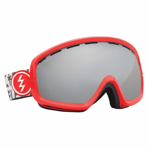 (Sale!!!) Electric Visual EGB2s Snow Goggles<br>Torin Yater-Wallace/Bronze-Silver Chrome
