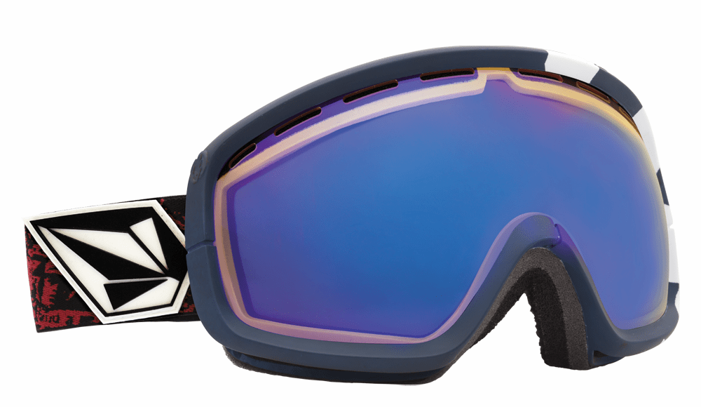 (Sale!!!) Electric Visual EGB2s Snow Goggles<br>V.Co Lab/Yellow-Blue Chrome