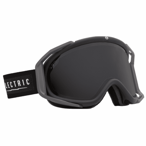 (Sale!!!) Electric Visual Rig Snow Goggles<br>Black Tropic/Jet Black<br>+ Light Green Lens