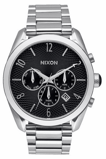 (Sale!!!) Nixon Bullet Chrono Watch<br>Black