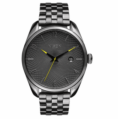 (Sale!!!) Nixon Bullet Watch<br>All Gunmetal/Grey