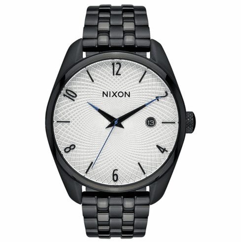 (Sale!!!) Nixon Bullet Watch<br>Black/Silver