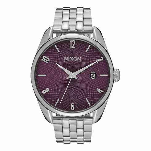 (Sale!!!) Nixon Bullet Watch<br>Plum