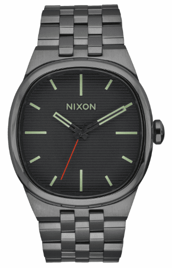 (Sale!!!) Nixon Expo Watch<br>All Gunmetal/Lum