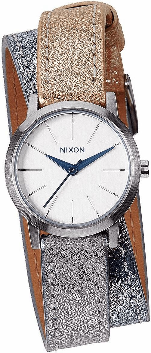 (Sale!!!) Nixon Kenzi Wrap Watch<br>Shimmer Multi