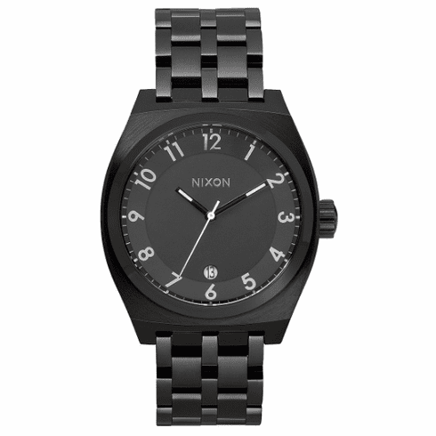 (Sale!!!) Nixon Monopoly Watch<br>All Black
