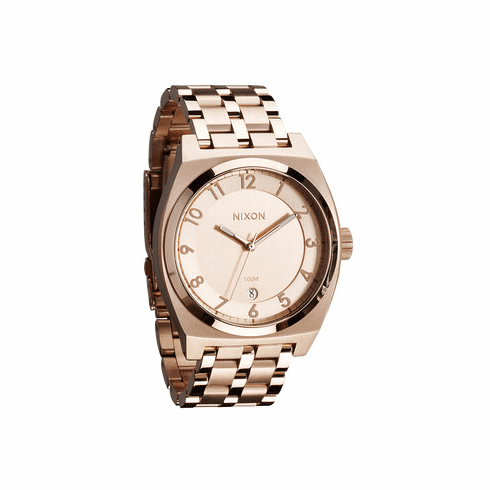 (Sale!!!) Nixon Monopoly Watch<br>All Rose Gold