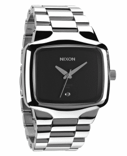(Sale!!!) Nixon Player XL Watch<br>Black SR Automatic