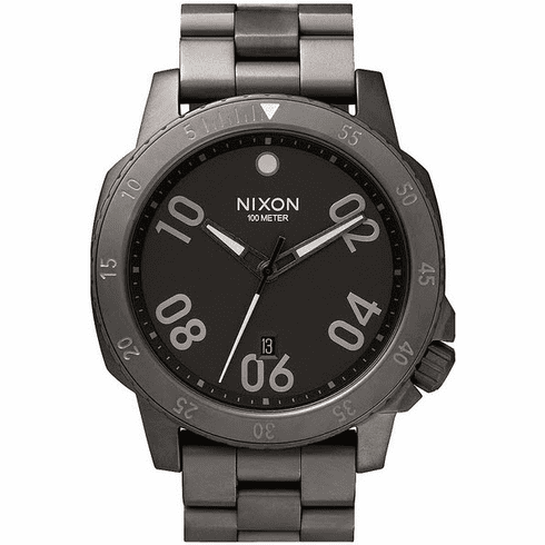 (Sale!!!) Nixon Ranger Watch<br>All Gunmetal