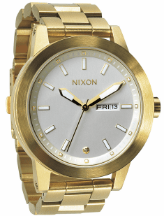 (Sale!!!) Nixon Spur Watch<br>All Gold