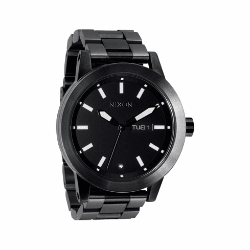 (Sale!!!) Nixon Spur Watch<br>Matte Black/Matte Gunmetal