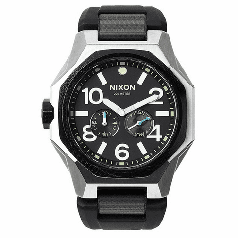 (Sale!!!) Nixon Tangent Sport Watch<br>Black