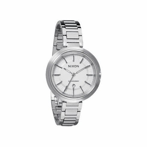 (Sale!!!) Nixon Tessa Watch<br>White