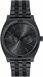 (Sale!!!) Nixon Time Teller Deluxe Watch<br>All Black