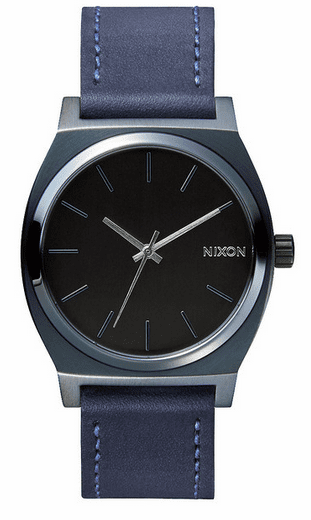 (Sale!!!) Nixon Time Teller Watch<br>All Indigo/Natural