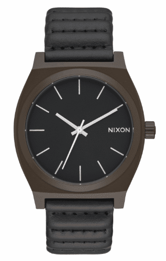 (Sale!!!) Nixon Time Teller Watch<br>Bronze/Black