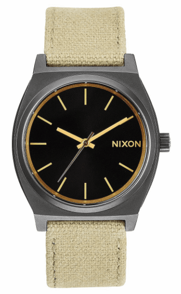 (Sale!!!) Nixon Time Teller Watch<br>Khaki/Camo