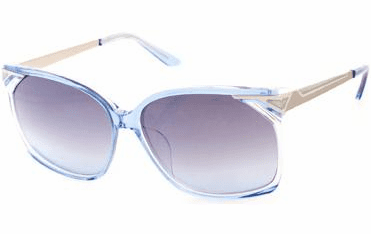 (Sale!!!) Paul Frank Bye Bye Blues Sunglasses<br>Blue Ice Limited Edition