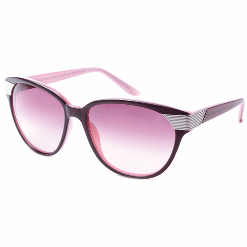 (Sale!!!) Paul Frank Suddenly Stars Sunglasses<br>Grey/Pink Pearl