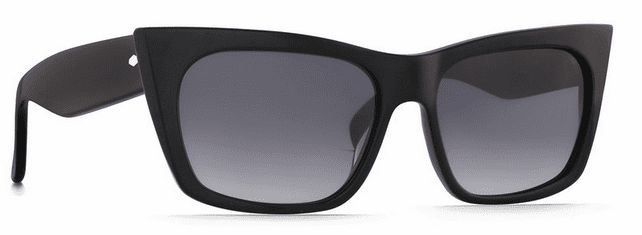 (SALE!!!) Raen Duran Sunglasses<br>Black/Smoke Gradient