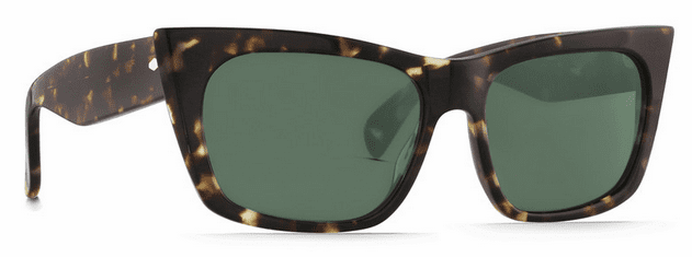 (SALE!!!) Raen Duran Sunglasses<br>Brindle Tortoise/Green