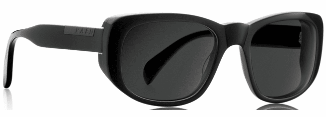 (Sale!!!) Raen Flyte Sunglasses<br>All Black/Black Polarized