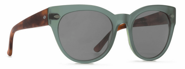 (Sale!!!) Raen Maude Sunglasses<br>Matte Sea Glass + Matte Rootbeer/Smoke