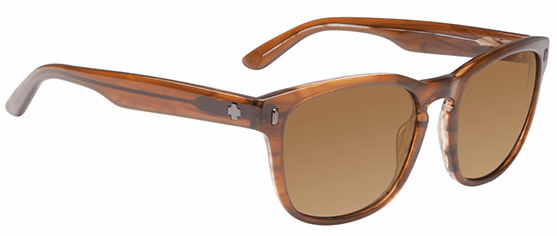 (Sale!!!) Spy Beachwood Sunglasses<br>Crosstown Collection<br>Sepia/Bronze